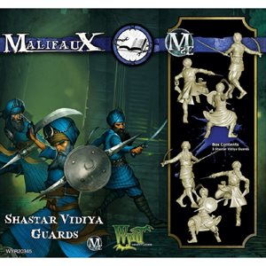 Malifaux 2nd Ed: Arcanists: Shastar Vidigia (Updated to M3E)