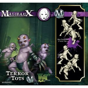Malifaux 2nd Ed: Neverborn: Terror Tots (Updated to M3E)