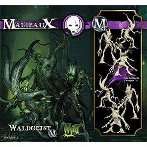 Malifaux 2nd Ed: Neverborn: Waldgeist (3) (Updated to M3E)