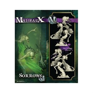 (Updated to M3E)Malifaux 2nd Ed: Neverborn: Sorrows