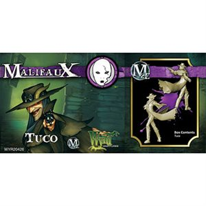 Malifaux 2nd Ed: Neverborn: Tuco (Updated to M3E)