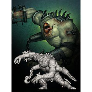 Malifaux 2nd Ed: Outcasts: Desolation Engine (Updated to M3E)