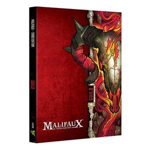Malifaux 3E: Guild: Guild Faction Book (BOOK)