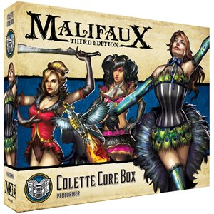 Malifaux 3E: Arcanists: Colette Core Box