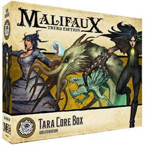 Malifaux 3E: Outcasts: Tara Core Box