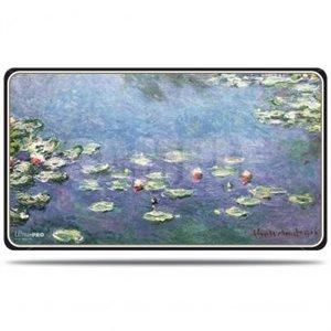 Playmat: Fine Art: Water Lillies