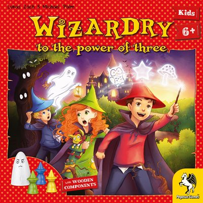 Wizardry to the Power of Three