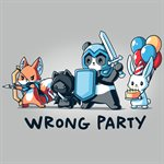 Wrong Party (No Amazon Sales) ^ JUL 2021