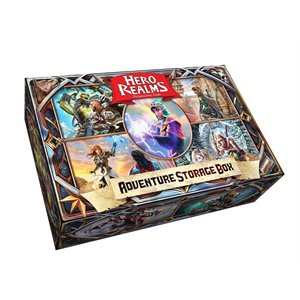 Hero Realms Adventure Storage Box ^ JUL 2020