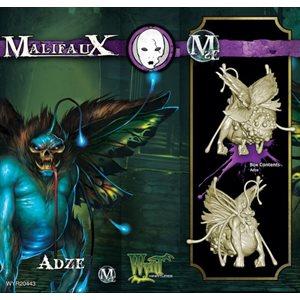 Malifaux 2nd Ed: Adze (Updated to M3E)
