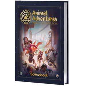 Animal Adventures: The Secrets of Gullet Cove (Sourcebook) ^ APR 2 2021