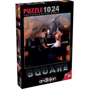 Puzzle: 1024 Love Tone