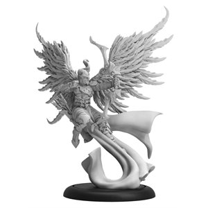 Mercenary: Thamarite Archon (metal / resin) ^ OCT 30 2019