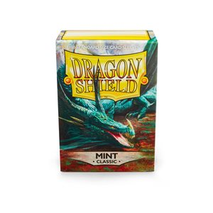 Sleeves: Dragon Shield Classic Mint(100)
