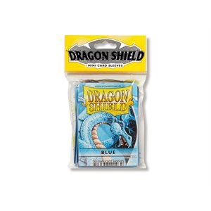 Sleeves: Dragon Shield Japanese Blue (50)