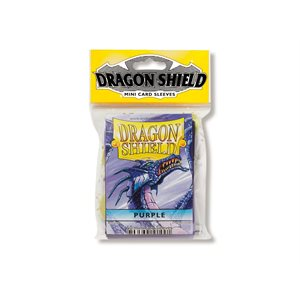 Sleeves: Dragon Shield Japanese Purple (50)