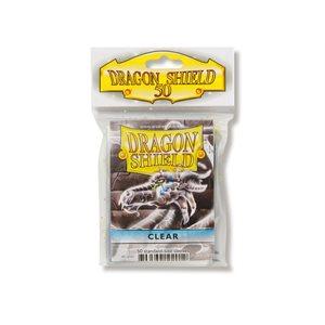 Sleeves: Dragon Shield Clear (50)