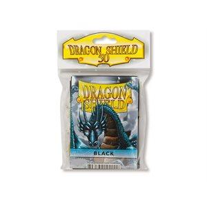 Sleeves: Dragon Shield Black (50)