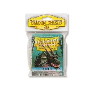 Sleeves: Dragon Shield Green (50)