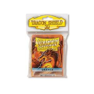 Sleeves: Dragon Shield Orange (50)
