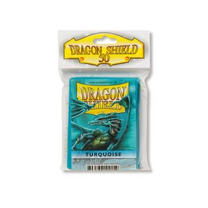 Sleeves: Dragon Shield Turquoise (50)