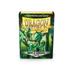 Sleeves: Dragon Shield Matte Apple Green (60)