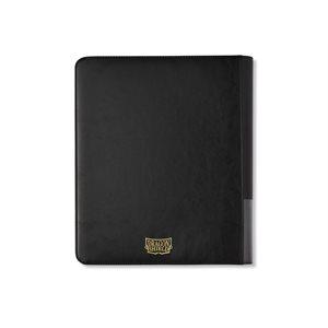 Binder: Dragon Shield 9 Pocket Portfolio Zipper Black