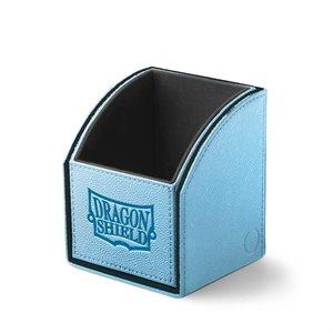 Dragon Shield Nest Light Blue / Black