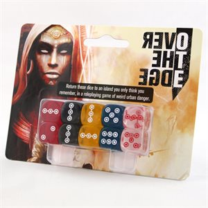 Over the Edge Dice Set