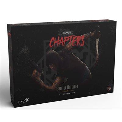 Vampire the Masquerade: Chapters: Banu Haqim The Mercenary (No Amazon Sales) ^ JUNE 2022