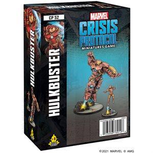 Marvel Crisis Protocol: Hulkbuster Character Pack ^ JAN 14 2022