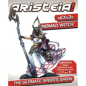 Aristeia! - Blister Pack - Hexxer - Metal (1)