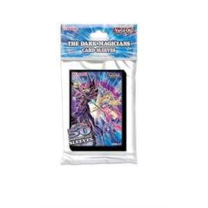 Yugioh: The Dark Magicians Card Sleeves (50) ^ SEP 25 2020