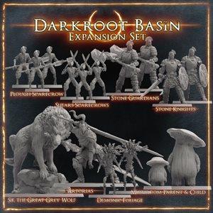 Dark Souls: Board Game: Wave 2: Darkroot Expansion