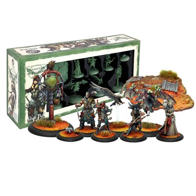 Guild Ball: Falconers Guild - Team Pack (6) - Daughter of Falcons