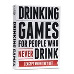 Drinking Games for People Who Never Drink (No Amazon Sales)