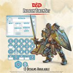 Dungeons & Dragons: Paladin Token Set (Player Board & 22 tokens) ^ Q4 2020