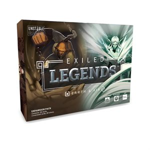 Exiled Legends: Earth & Air (No Amazon Sales) ^ Q4 2019
