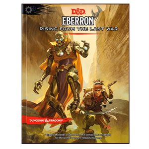 Dungeons & Dragons: Eberron: Rising from the Last War (BOOK)