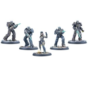 Fallout Wasteland Warfare: Enclave Core Box