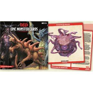 Dungeons & Dragons: Epic Monster Cards ^ NOV 16 2019