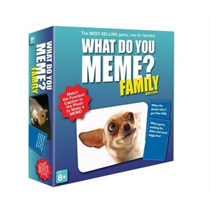 What Do You Meme: Family Edition (No Amazon Sales) ^ FEB 1 2019