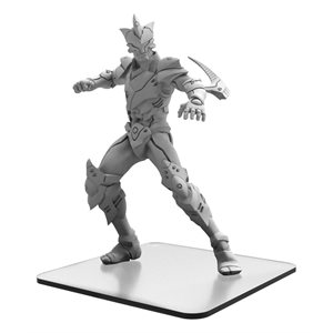 Monsterpocalypse: Zor-Maxim - Shadow Sun Syndicate Monster (Metal / Resin)