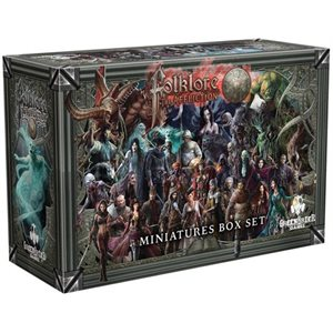 Folklore: The Affliction - Miniatures Box Set