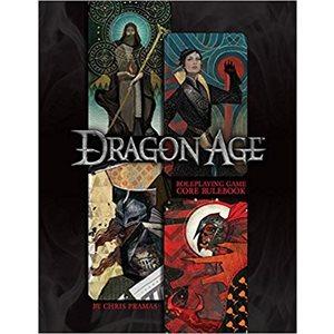 Dragon Age: Core Rulebook (BOOK)