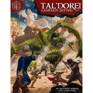 Critical Role: TalDorei Campaign Setting 5E (BOOK)