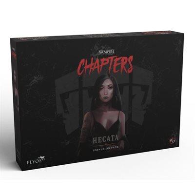 Vampire the Masquerade: Chapters: Hecata The Huntress (No Amazon Sales) ^ JUNE 2022