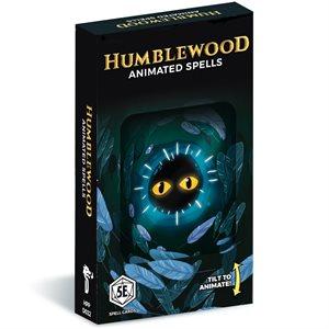 Humblewood RPG: Animated Spells (No Amazon Sales)