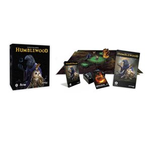 Humblewood RPG: Box Set (No Amazon Sales)