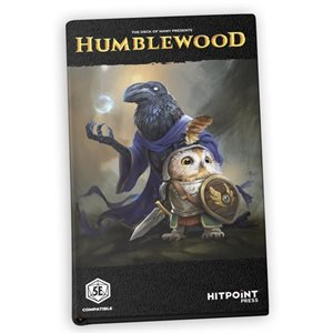Humblewood RPG: Campaign Setting (BOOK) (No Amazon Sales)